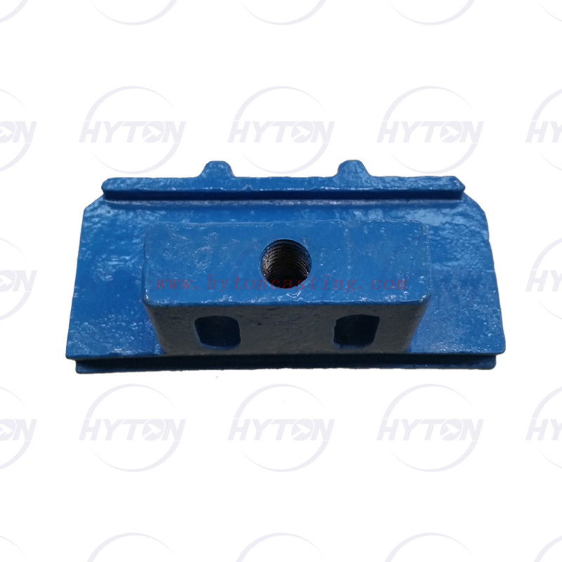 Rotor Tips Suit para Sandvik CV217 CV218 VSI Crusher Repuestos